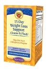 15 Day Weight Loss Cleanse & Flush (for a Flatter Abdomen & Less Bloating)