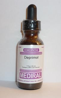 Natural Home Remedy for Depression | Deprimol Homeopathic