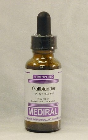 Gallbladder Homeopathic