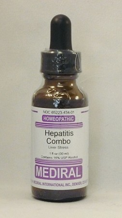 Hepatitis Combo Homeopathic