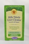 Milk Thistle Liver Cleanse 60 Tabs