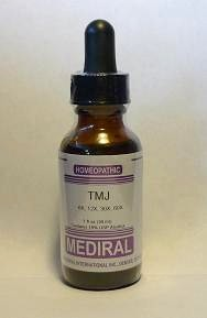 TMJ Sarcode Anodyne Homeopathic (Temple/Jaw Pain)